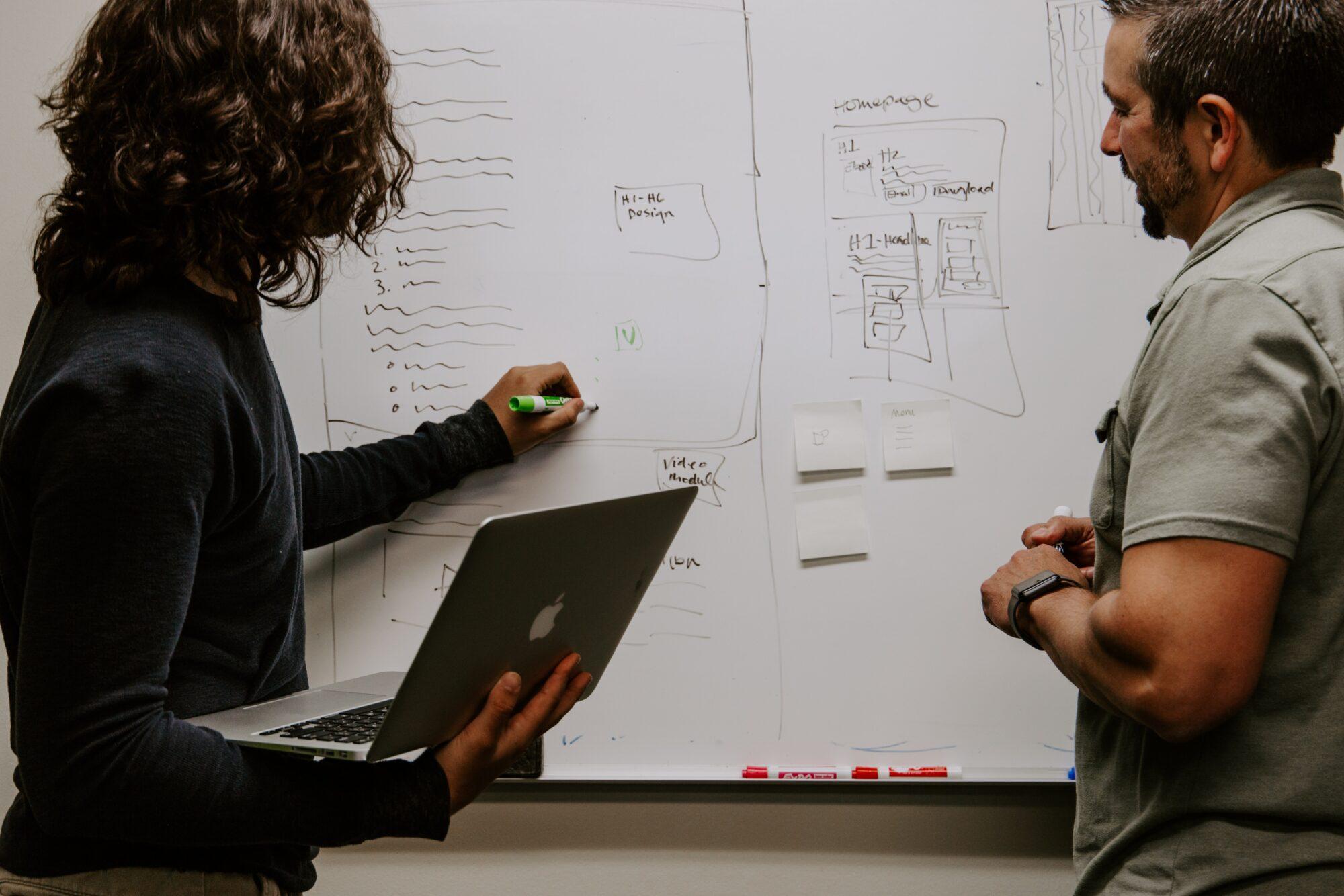 Whiteboard – uundværligt på arbejdspladsen og skolen